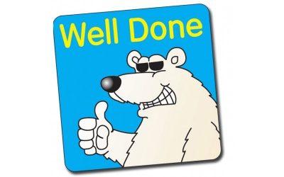 Congratulations Kerry McSweeney